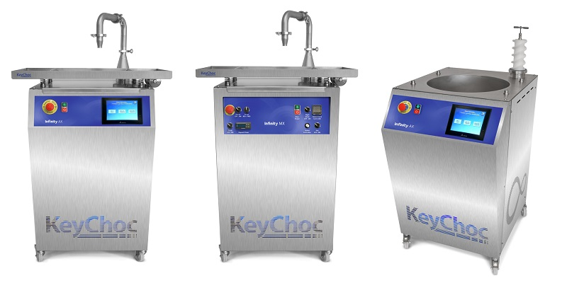 KeyChoc - Machinery and Equipment for Chocolate Making